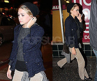 Photos of Ashley Olsen On Her Way to a Jay-Z Concert