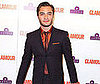 Photo Slide of Ed Westwick at the Glamour Women of the Year Awards