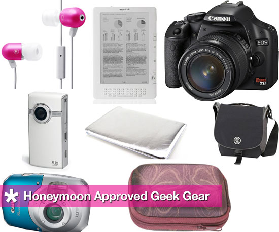 Geek Gear That's Honeymoon Approved