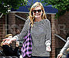 Photo Slide of Kirsten Dunst Heading to a NYC Whole Foods
