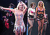 Photos of Britney Spears Performing in London