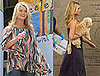 Photos of Jessica Simpson With Daisy at LAX, at Celebrate Life With Hope