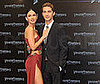 Slide Photo of Shia LaBeouf and Megan Fox Showing a Lot of Leg in Berlin