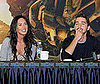 Photo Slide of Megan Fox and Shia LaBeouf at a Transformers: Revenge of the Fallen Press Conference in Seoul, South Korea