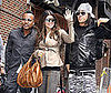 Slide Photo of the Black Eyed Peas at The Late Show
