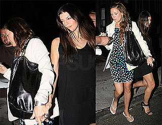 Photos of Kate Hudson and Fergie in NYC
