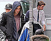 Photos of Robert Pattinson After Being Hit By Taxi in NYC