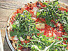 Sugar Shout Out: How Do You Feel About Salad-Topped Pizza?