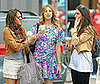 Photo Slide of Whitney Port With Friends in NYC
