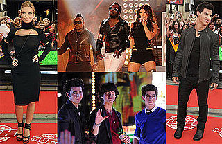 Photos of Red Carpet and Performances of 2009 MuchMusic Video Awards Including Taylor Lautner, Jonas Brothers, Black Eyed Peas