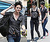Photos of Kristen Stewart and Joan Jett in LA Together