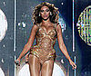 Slide Photo of Beyonce Knowles Performing at MSG