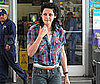 Photo Slide of Twilight's Kristen Stewart Getting Gas in LA