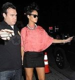 Rihanna in NYC