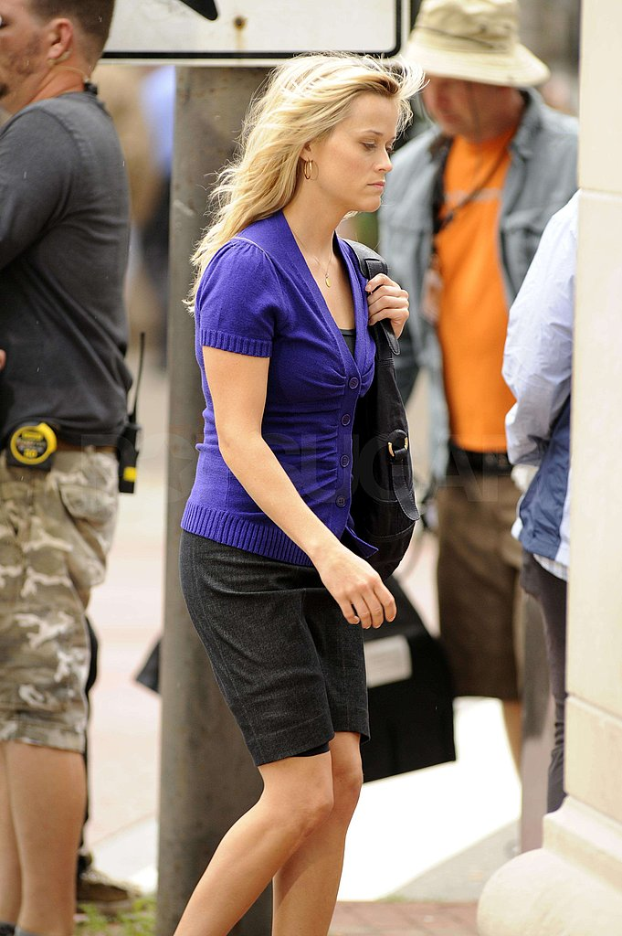 Reese in Purple