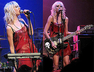 Photos of Gossip Girl's Taylor Momsen Performing With Her Band Pretty Reckless