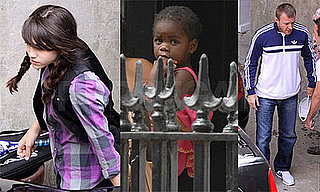 Photos of Mercy James, Madonna, Guy Ritchie, Lourdes Leon, Rocco Ritchie in London