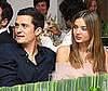 Photo Slide of Orlando Bloom and Miranda Kerr at an Audi Dinner in LA