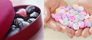 Quiz About Calories in Valentine's Day Candy