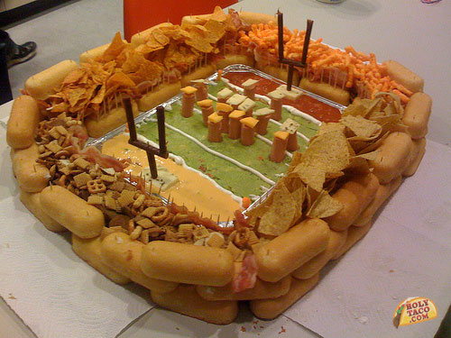 The Ultimate Snack Stadium
