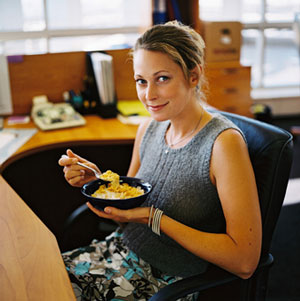 Five Lunch Ideas For a Stressful Day at Work