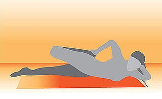 Stretch It: Lying Side Quad Stretch