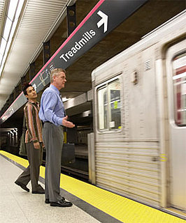 NYC Installing Treadmills in Subways