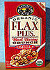 Food Review: Organic Flax Plus — Red Berry Crunch