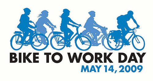 Tomorrow Is Bike to Work Day!