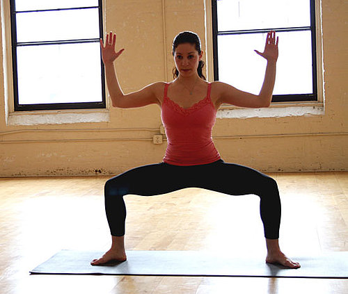 Strike a Yoga Pose: Goddess