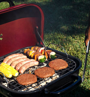 How Many Calories Are You Grillin' Up?