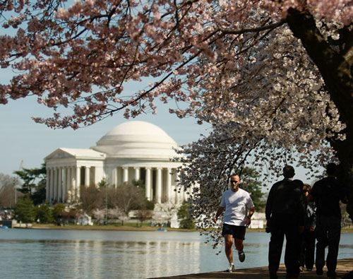 Washington DC Named Fittest City
