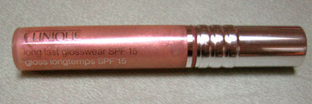 Gear Review: SPF 15 Lip Gloss by Clinique