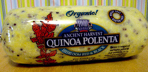 Food Review: Quinoa Polenta
