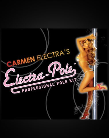 Carmen Electra Professional Pole Kit