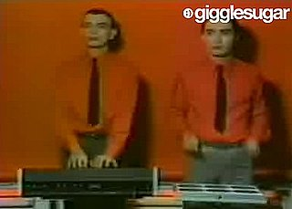 Kraftwerk Robots Video