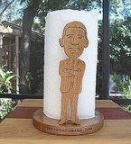 Obama Paper Towel Holder