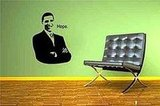 Obama Wall Sticker