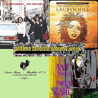BuzzSugar's 12 Favorite Albums of All Time