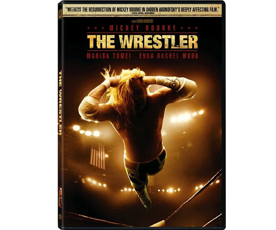 The Wrestler on DVD