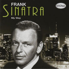 "Sinatra's ""My Way"" Tops List of Most Popular Funeral Songs"