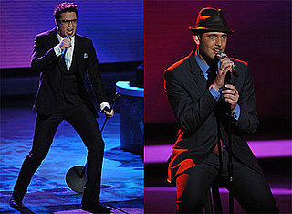 American Idol Recap of Top Five Rat Pack Performances