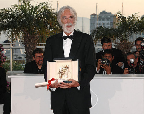 German Drama The White Ribbon Takes Top Cannes Prize