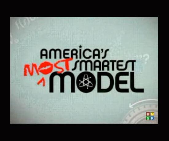 America's Most Smartest Model