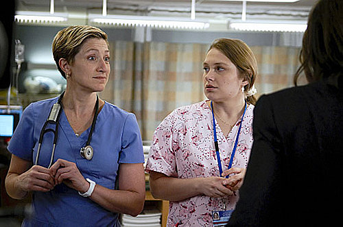 Does Nurse Jackie Discourage People From Nursing?