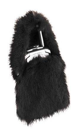 Mink Cell Phone Holder: Would You Use It?