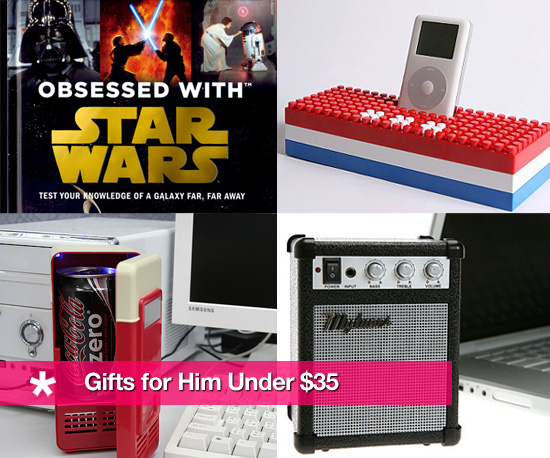 Gifts For Him Under $35