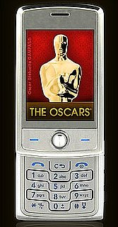 Get Oscar 2009 Updates Right on Your Cell Phone