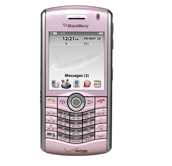 The BlackBerry Pearl 8130