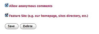 You Can Now Set Your OnSugar Blog to Accept Anonymous, Unregistered Comments